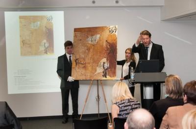 Rotary Club Munich International - Art Auction 2013